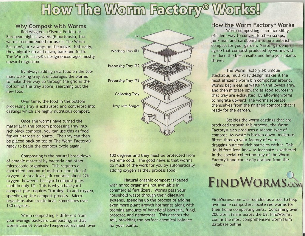 Worm Factory